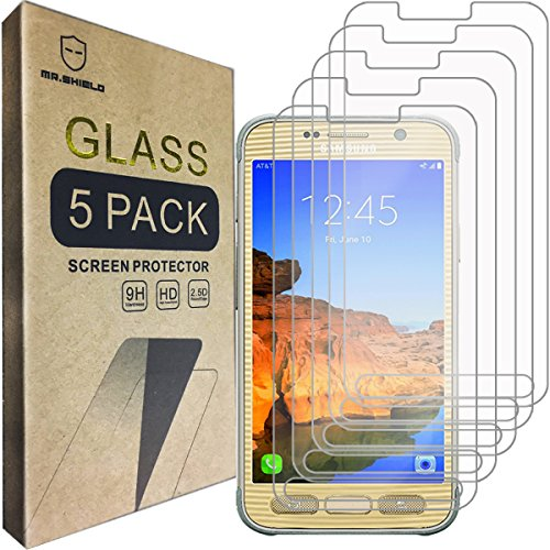 85%OFF [5-PACK]- Mr Shield For Samsung