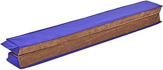 vengaconmigo Poutre de Gym Poutre d'Equilibre Pliable Entraînement pour Enfant Adulte Maison Sport Gym Yoga Fitness Rééducation Dimension:240x10(Supérieur)/15x6 (Inférieur)