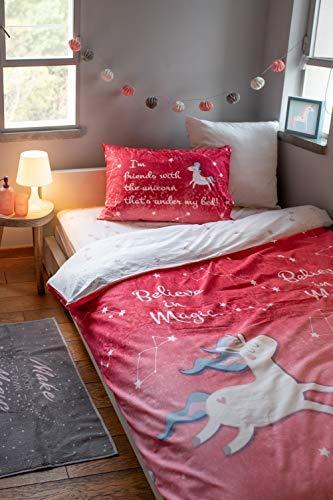 8ec3cb5eaee7a Jual Vardinon Unicorn Kids Bed Sheets Set