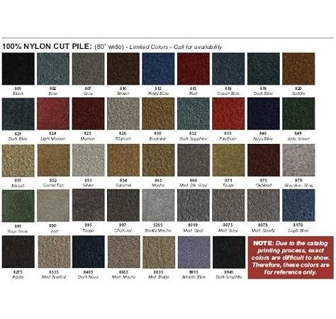 Amazon Com The Parts Place Chevelle Monte Carlo Gto Cutlass Gs Cut Pile Carpet Many Colors Available Automotive