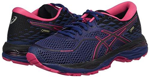 ASICS Men's Gel-Cumulus 19 Running Shoe (6.5, Indigo Blue/Black/Cosmo Pink) by ASICS (Image #5)