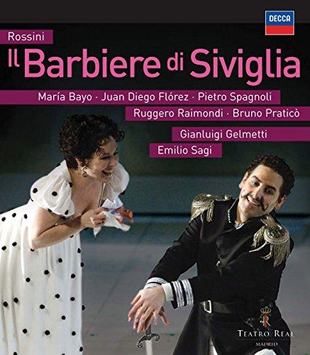 Rossini: Il Barbiere Di Siviglia [Blu-ray] by Decca