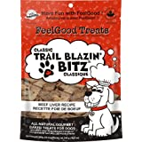 FeelGood Trail Blazing Bitz Classic Beef Liver Recipe, 300gm Stand Up Pouch