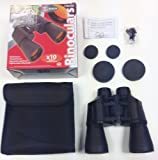 10 x 50 High Power Adjustable Binoculars