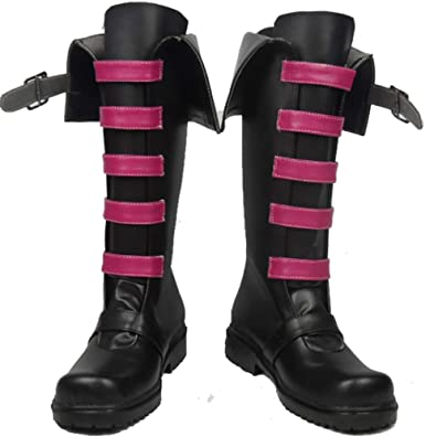 Cosplay Boots Shoes for League of Legends Jinx B