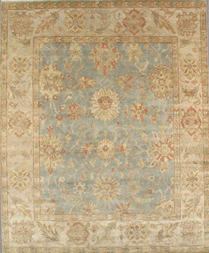 9 X 12 Nourison Nourmak Hand Knotted 100 Wool Persian: Amazon.com: Pasargad Sultanabad Collection Hand-Knotted