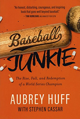 Baseball Junkie: The Rise, Fall, and Redemption of a World Series Champion cover