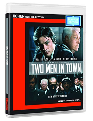 Two Men in Town [Blu-ray]