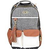 Itzy Ritzy Boss Backpack Diaper Bag Backpack in Coffee...