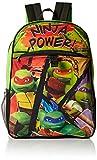Nickelodeon Boys' Teenage Mutant Ninja Turtles 5pc Backpack Set, green