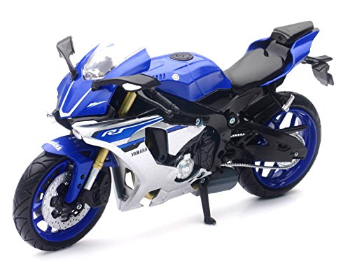 Price comparison product image NewRay 1:12 2016 Yamaha Yzf-R1-Blue Diecast Vehicle