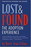 Lost and Found, Betty Jean Lifton, 047203328X