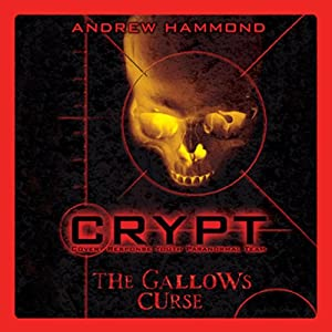Crypt: The Gallows Curse Audiobook