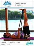 Lower Leg Circulation Yoga Flow