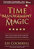 Executive Time Management Secrets from a Life at Disney...  During Lee Cockerell's career at Disney as the Senior Operating Executive of Walt Disney World Resort, he led a team of 40,000 Cast Members (employees) and was responsible for the operations...