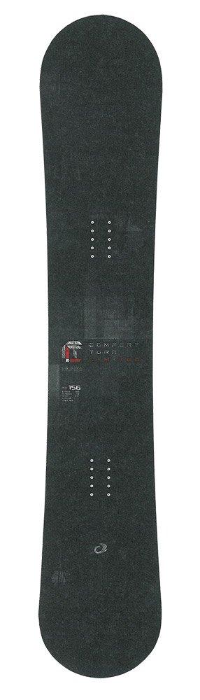 18-19 OGASAKA CT-L オガサカ スノーボード シーティー リミテッド メンズサイズ Comfort Turn Limited フリースタイル Free Style 板 B0727MC2V1 161 161