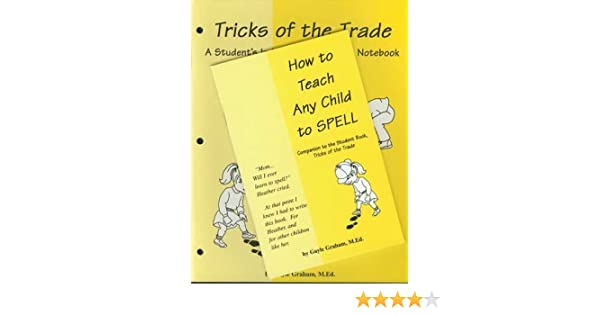 Amazon.com : Spelling: Tricks of the Trade + How to Teach Any ...