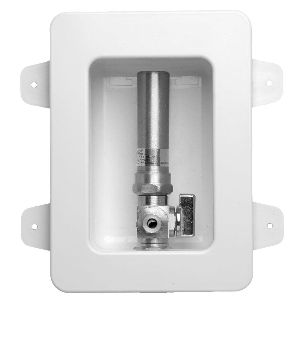LSP OBFS-8130-LL Ice Maker Box, Firestop White