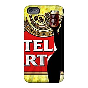 High Quality Phone Case For Apple Iphone 6 With Support Your Personal Customized Colorful Stella Artois Pictures LauraAdamicska