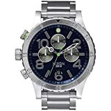 Nixon Men's A4861981 48-20 Geo Volt Chrono Watch