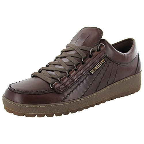 Mephisto Shoes Mens Noisette Chestnut Rainbow wtrUaqft