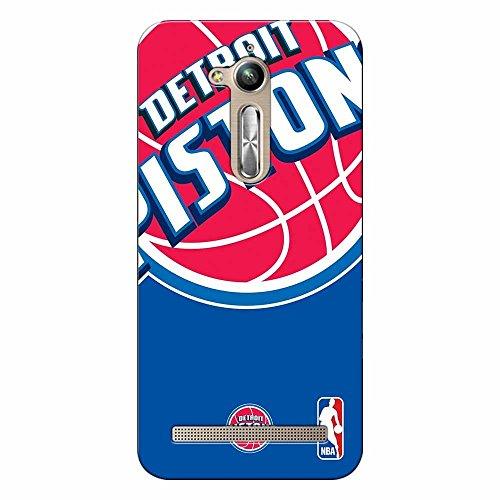 Capa de Celular NBA - Zenfone Go ZB500KL - Detroit Pistons - NBAD09