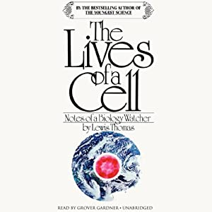 The Lives of a Cell Audiobook