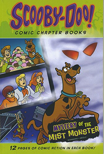 Mystery of the Mist Monster (Scooby-Doo Comic Chapter Books)