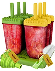 Popsicle Molds Set - Bpa Free