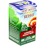 Host Defense - Reishi Capsules, Supports a Healthy Heart, 120 count (FFP)