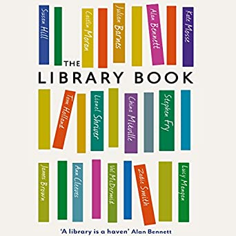 Amazon com: The Library Book (Audible Audio Edition): Rebecca Gray