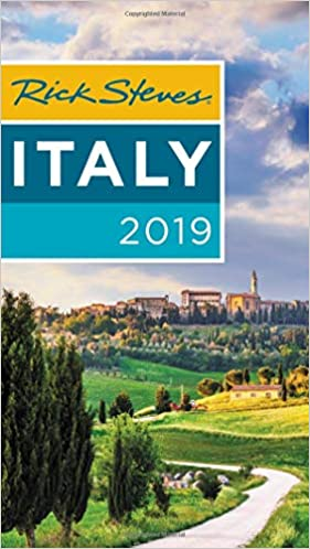 The Rick Steves Italy 2019 by Rick Steves travel product recommended by Shanita Moore on Lifney.