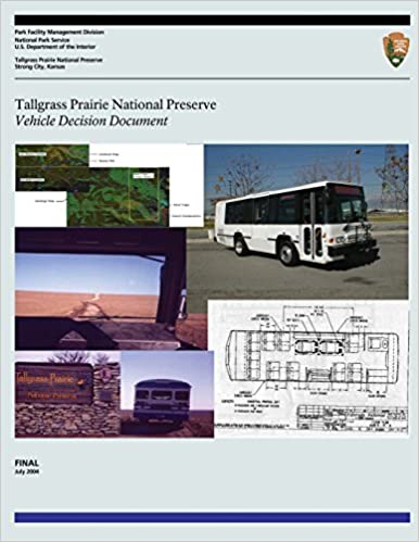 Tallgrass Prairie National Preserve Vehicle Decision Document