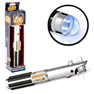 "Star Wars Lightsaber Flashlight - Anakin Skywalker - 10"" with Working Lightsaber Sound Effects"