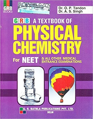 Op Tandon Physical Chemistry Solutions Pdf
