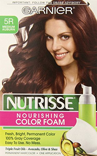 Garnier Nutrisse Nourishing Medium Auburn product image