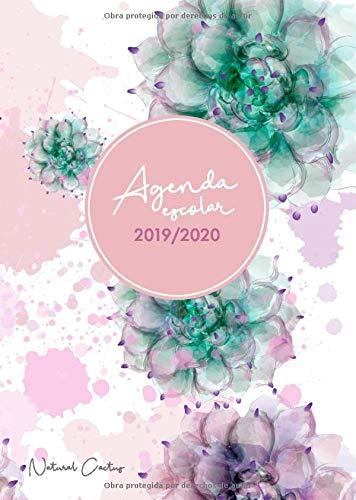 Agenda escolar 2019-2020 Natural Cactus: El Calendario ...