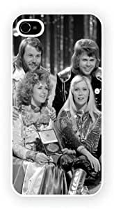 Abba Supergroup Art Design, durable glossy case for the iPhone 6 by ruishername