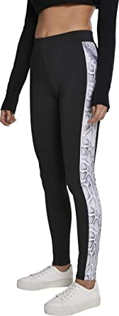 Urban Classics Ladies Side Striped Pattern Leggings Femme