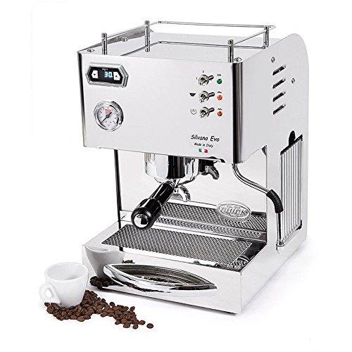 2017 Quick Mill Silvano Evo Semi-Automatic Espresso Maker. Quick Mill Silvano Evo Espresso Machine by Quickmill