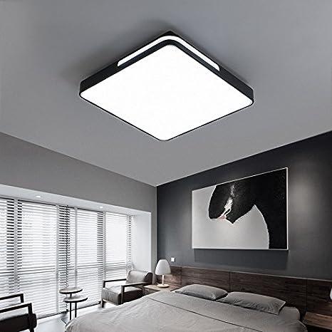 MMYNL Plafoniera Ciondolo lampada per camera da letto semplice ...
