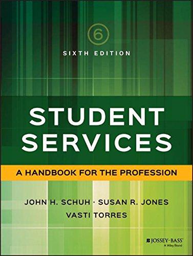 Student Services:Handbk.F/Profession