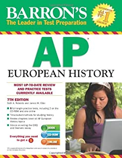 2009 AP European History Test?