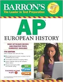 Best AP European History Books_CrackAP.com