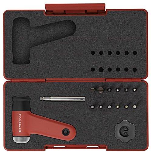 生活日用品 DIYグッズ工具 8326SET-B1 メカトルク(トルクドライバー)セット (J) B07565MC36