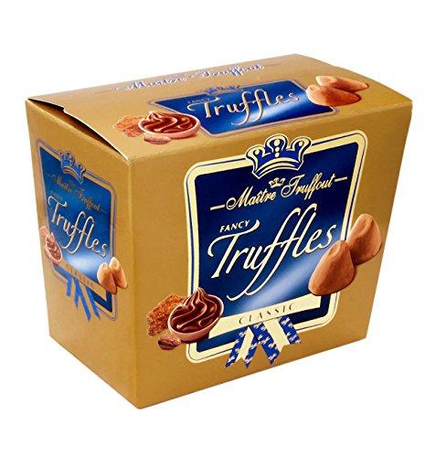 - Maitre Truffout Chocolate Truffles, 7.05oz (Classic)