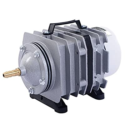 Best Cheap Deal for Aquarium Commercial Air Pump Hydroponics Aquaponics Fish Pond Great New 571 GPH by Brand New from CN - Free 2 Day Shipping Available