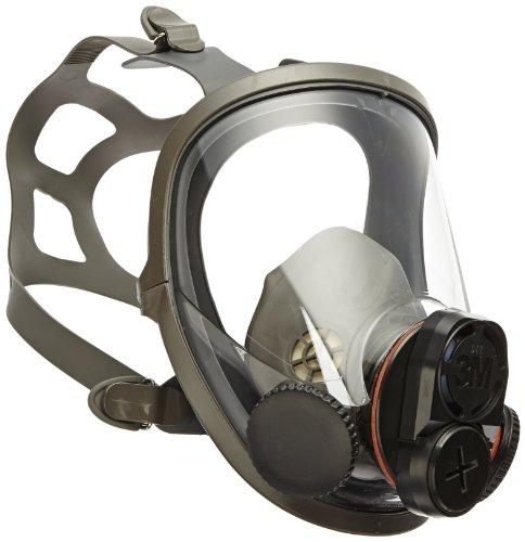 3M Full Facepiece Reusable Respirator 6800DIN, Respiratory P