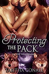Protecting the Pack, An MMF Erotic Romance (Marysburg Wolves Book 1)