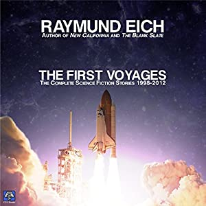 The First Voyages: Ten Science Fiction Stories Audiobook
